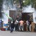 Tüntetők csapnak össze a rendőrökkel Ankarában