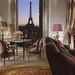 Ha az Eiffel tornyot szeretnénk látni az ablakunkból, akkor a Plaza Athenee Parisba kell szobát foglalni.