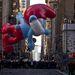 A New York-i parádén minden évben hatalmas, héliummal töltöt lufikkal vonulnak fel az utcán.