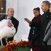 Obama megbocsátott neki, ahogy az elnök minden évben megbocsát.