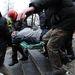 Az ukrán média szerint ötvennél is több halottja van a reggeli Majdan téri összecsapásoknak. Az áldozatok nagy részét mesterlövészek lőtték agyon.
