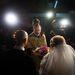 Esküvőből is több volt a téren november óta