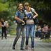 A Krím fővárosa, Szimferopol. Ukrajna kedvelt célpontja a maguknak feleséget kereső nyugati férfiaknak, országszerte százával működnek erre fókuszáló ügynökségek.