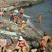 A szovjet nyaralók álmainak netovábbja: Jalta, amit Magyarországon nem annyira a tengerpartjáról, mint inkább a világháború győzteseseinek találozójáról ismerünk, ahol lényegében rögzítette a két szuperhatalom saját érdekszférájának határait.