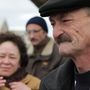 A Szimferopol melletti tatár telep lakói jobb körülmények közt éltek Üzbegisztánban