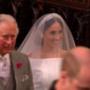 Károly herceg az oltárhoz kíséri Meghant.