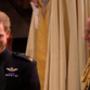 Itt Harry már megpillantotta menyasszonyát.