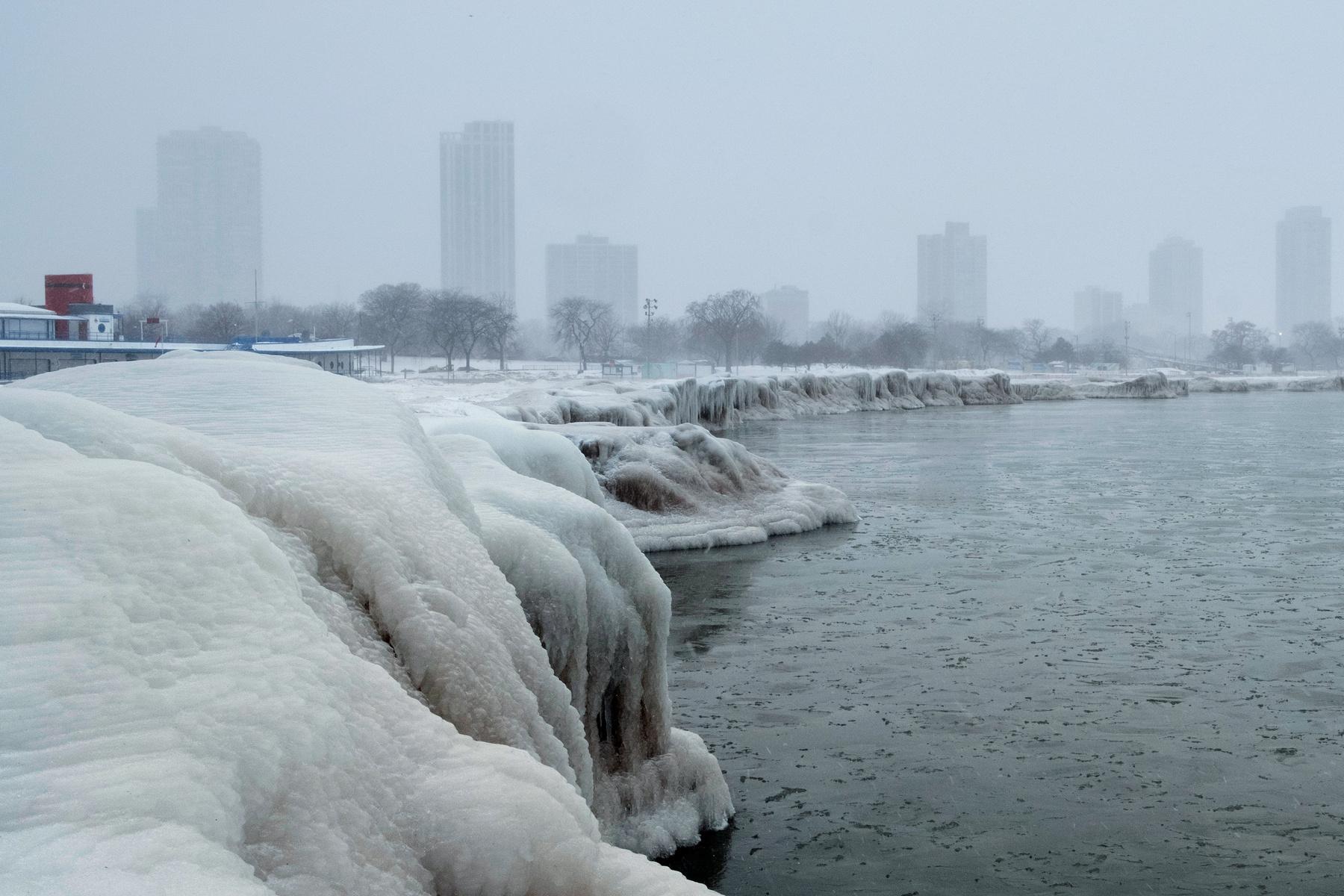 A Michigan tó.