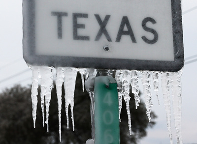 Index – Extrém hideg és katasztrófahelyzet Texasban – Galéria