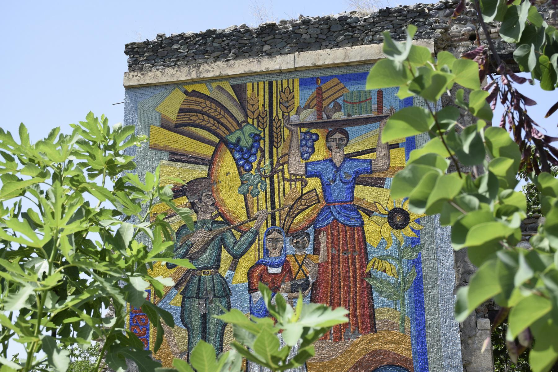 Agdam romjainak helyét hamarosan egy modern város veszi át.