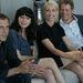 A négy főszereplő: Merab Ninidze, Gryllus Dorka, Ursina Lardi és Andreas Lust