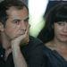 A magyar színésznő férjét Merab Ninidze játssza