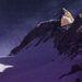 A csúcs holdfényben