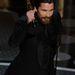 A legjobb férfi mellékszereplő: Christian Bale (A harcos)