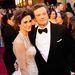 Colin Firth és felesége Livia Giuggioli