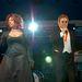 2003. Elton Johnnal egy jótékonysági koncerten