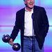 2008-ban a Brass Balls-díjjal a Sony stúdiójában