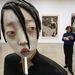 Kínai, de éppen nincs munkaversenyben. A bécsi Mumok China, Facing reality című 2007-es kiállításáról.