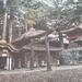 Buddhista templom kertje