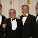 Coppola, Scorsese, Spielberg és Lucas - négy nehézfiú egy képen. (2007)
