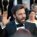 Ben Affleck nagy reményekkel vágott neki az estének, miután az ezt megelőző díjátadókat végignyerte Argo című filmjével