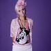 A tizenhat éves Wendy James angol popénekes, a nyolcvanas évek egyik kevésbé népszerű brit tinisztárja.