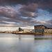A Reykjavíkban 2011-ben megnyílt Harpa koncertterem és konferenciaközpont érdemelte ki a hatvanezer euróval járó Mies van der Rohe építészeti díjat.