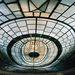 Borbíró Virgil üvegtetejű irányítóterme világszerte elismert iparművészeti gyöngyszem, a 30-as éveket uraló art deco stílus tökéletes mintapéldánya