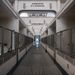 A Nostromo űrhajó egyik folyosója