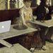 Degas festményébe egy neonomád kávézót látott bele a koreai művész
