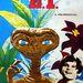 E. T., a földönkívüli (1982) – ismeretlen művész plakátja, 1983