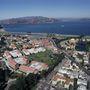 A Lucasfilm-főhadiszállás madártávlatból: nincs messze a tenger és az Alcatraz-sziget sem