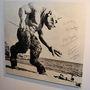A stop motion bábok mestere és angy úttörője, Ray Harrihausen szívélyes üdvözletét küldi George Lucasnak