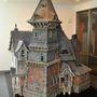 A Lemony Snicketben látható ház kicsinyített mása
