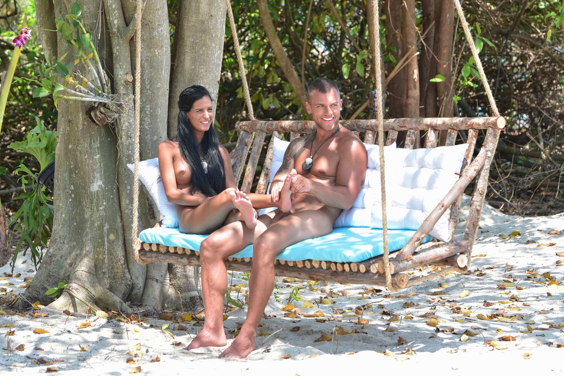 Adam and eve dating show sbs6 4