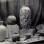 Gorka Géza kerámiái - Magyar Iparművészet  1943, fent egy jellegzetesen szétfolyó díszítésű losonci váza