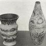 Gorka Géza kerámiái - Magyar Iparművészet  1941. Gorka az 1930-as évek végén fokozatosan eltávolodott az art deco sima eleganciájától, az archaikus művészet és a természeti formák felé fordult