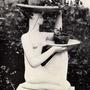 Gorka Géza kerámiái - Magyar Iparművészet  1936. A nagyméretű kerámia virágtartószobor Gorka egyik főműve volt.