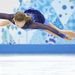 A még csak tizenöt éves Julija Lipnickaja fölényesen nyerte a nők versenyét