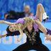 Az amerikai Heath Ledger-és-gésája pár Seherezádé programja új világrekord pontszámot ért.