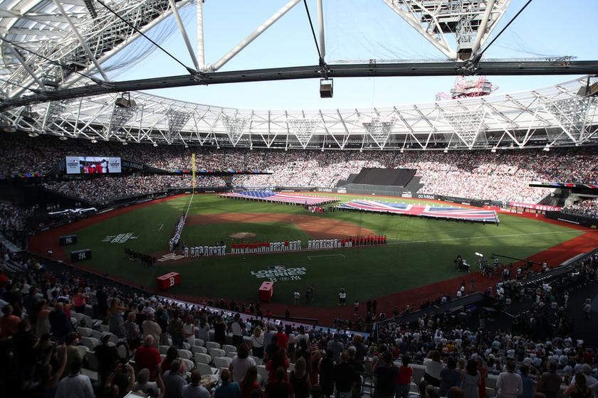 Óriásit szólt a londoni baseball-szuperrangadó - 2