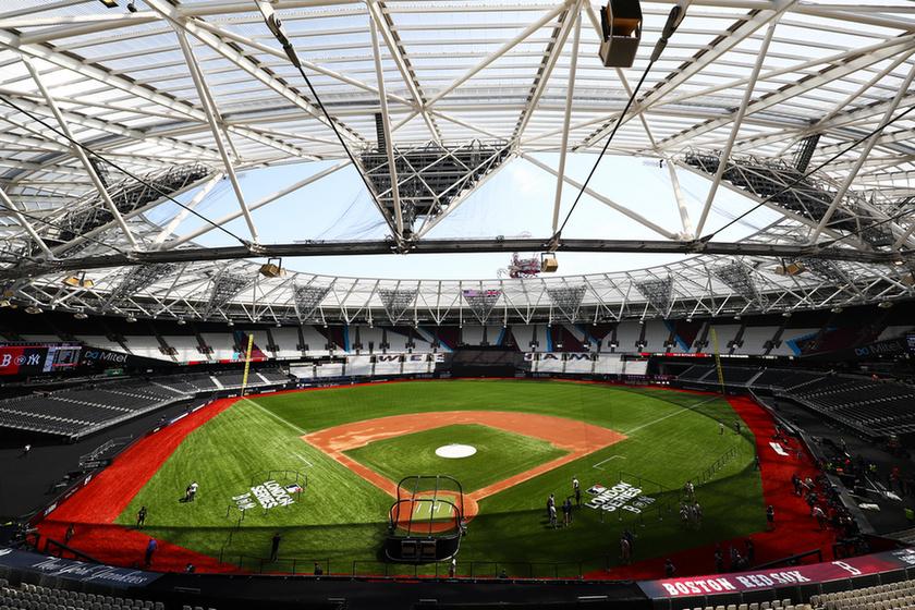 Óriásit szólt a londoni baseball-szuperrangadó - 1
