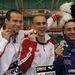 Cseh László aranyérmet nyert 200 m vegyesen a debreceni úszó Európa-bajnokság szerdai versenynapján. A szám másik magyarja, Verrasztó Dávid hatodik lett.
