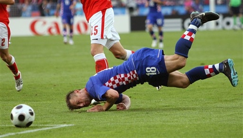 Zlatan Ibrahimovic fújtat
