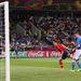 Silva gólját csak nézte Buffon