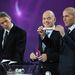 Zinedine Zidane húzott a 2012-es Eb-sorsoláson.