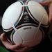 Az ukrán-lengyel 2012-es Eb hivatalos labdája.