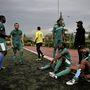 A Mahatma Gandhi African Starts a BLASZ IV.-ben futballozik, szinte csak külföldiek alkotják