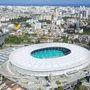 A Fontenova stadion az újrahasznosítás tökéletes példája, a régi stadiont építették bele.