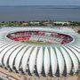 A Porto Alegre-i stadion építése sem ment simán, finanszírozási problémákkal is küzdöttek.